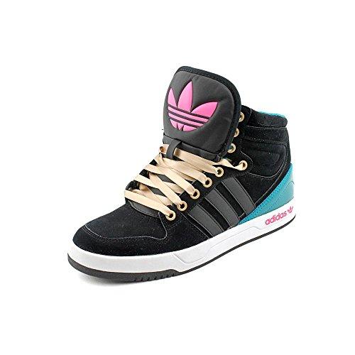 adidas Court Attitude Women Shoes Sneakers Black/Black/Ultra Pop ...