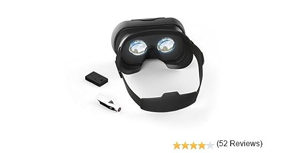 Parrot Mambo - Pack FPV (cámara, Gafas y batería) Color Negro ...