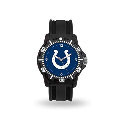 Rico Industries NFL Indianapolis Colts Model Three Watch (Gear Nfl Colts)