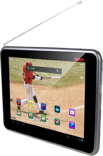 RCA DMT580DU Mobile TV 8 Inch 8GB Tablet (TV app download required) by RCA (Image #6)