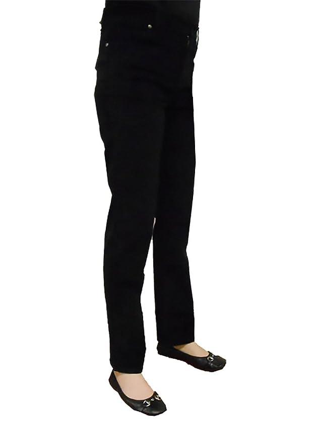 Amazon.com: Gloria Vanderbilt Classic Fit Pantalones de pana ...