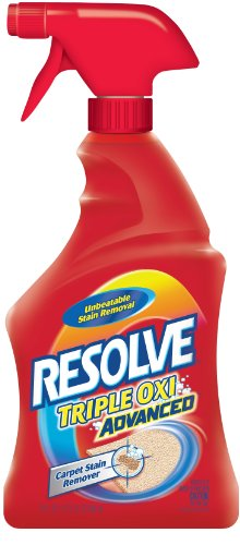 Resolve Carpet Cleaner with Triple Oxi Action Advanced Carpet Stain Remover, 16 oz (Bac Out Carpet Cleaner compare prices)