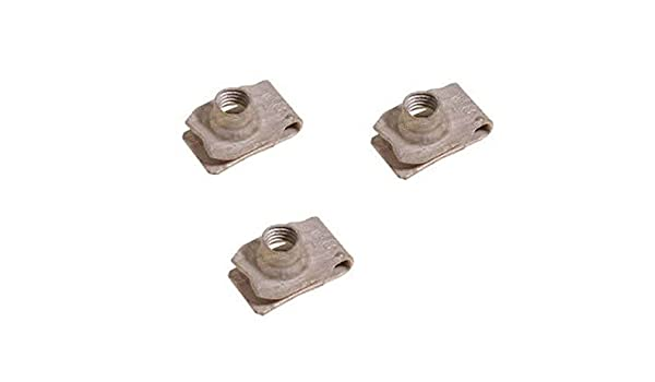 LR4 DISCOVERY 3//4 AIR SUSPENSION COMPRESSOR MOUNTING NUTS SET OF 3 PART LAND ROVER LR3 RYH500170