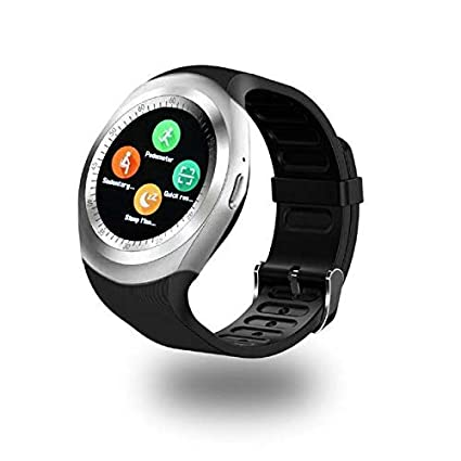 Amazon.com: FidgetFidget Bluetooth Smartwatch Supports SIM ...
