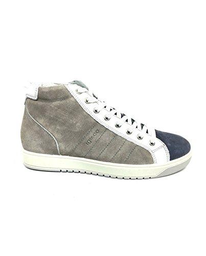 IGI&CO Scarpa Uomo Sneaker Pelle - SL-7726300450200-P