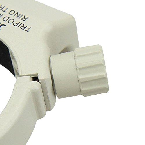 JJC TR-1 II Tripod Mount Collar Ring for Canon EF 70-200mm f/4L,70-200mm f/4L IS