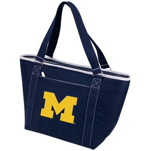 PICNIC TIME NCAA Michigan Wolverines Topanga Insulated Cooler ()