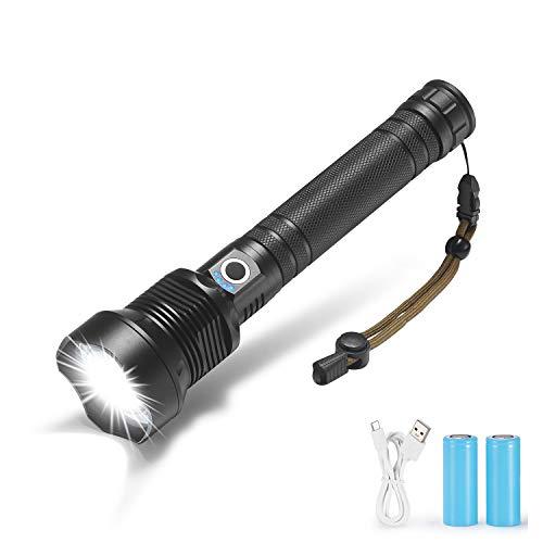 led Flashlight 90000 lumens