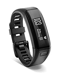 Garmin Vívosmart Hr Activity Tracker X-large Fit - Black