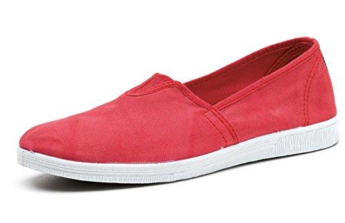 Tissu Chaussures pour Eco Vegan Tendance Espadrilles World Natural Femmes en R0pwR