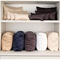 LUXURY PURSE INSERT PILLOW Starter Sets: 7 Color Choices -Great for Large Handbag Collections