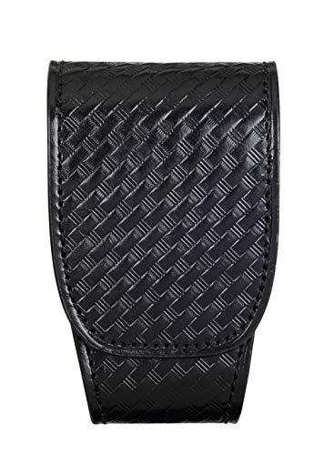 ASP Duty Handcuff Case, Chain/Hinge/Rigid, Snap-Loc Clip, Basketweave