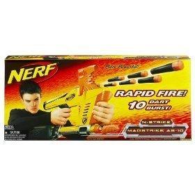 Get Quotations · Nerf N-strike Magstrike AS-10 vs. Nerf N-Strike Rapid Fire