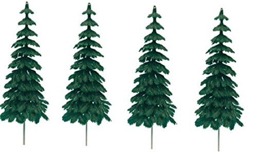 Oasis Supply Evergreen Fir Tree Cake Decorating Pick, 5.5-Inch