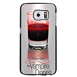 Hot The Vampire Diaries Phone Case Cover For Samsung Galaxy s6 Edge Plus The Vampire Diaries Fashionable