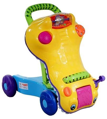 Baby Walker - Andador con actividades - Primeros Passos ...