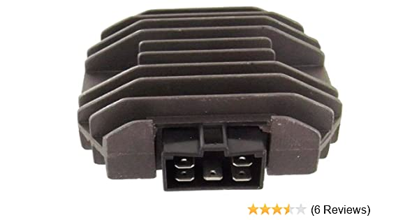 amazon com: regulator rectifier replacement for yamaha yzfr6 yzf r6 1999  2000 2001 2002 motorcycle: automotive