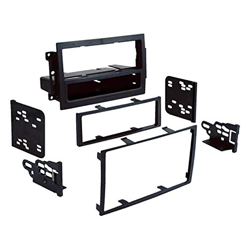 (Metra 99-6510 Chry/Dodge/Jeep with NAV 04-UP Dash Kit)