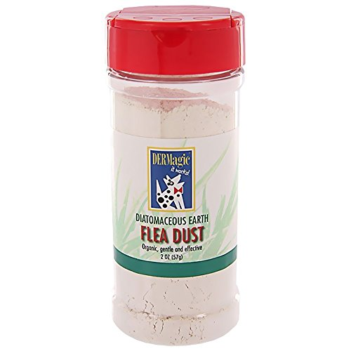 DERMagic Flea Dust for Dogs and Cats