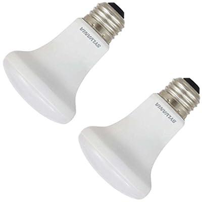 Sylvania 73991 - LED5R20DIM85010YVRP2 R20 Flood LED Light Bulb