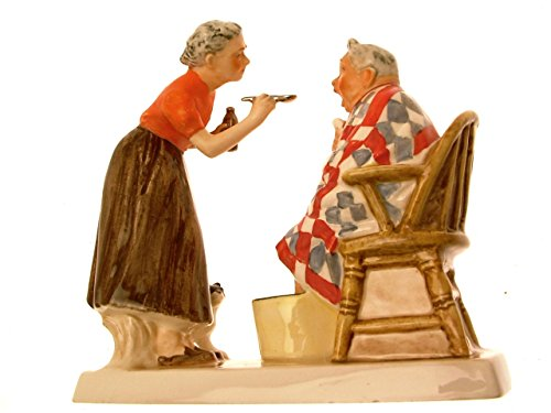 Norman Rockwell Goebel Figurine The Patient Doctor Figurine