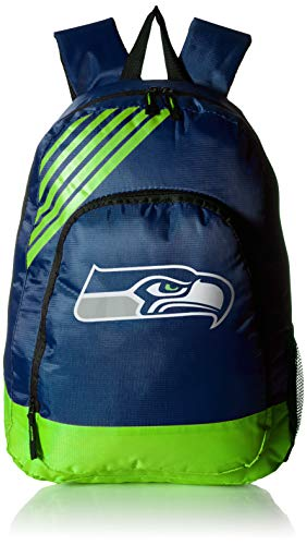 Seattle Seahawks Border Stripe Backpack