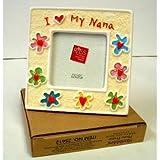I Love My Nana Mini Russ Skribbles Frame