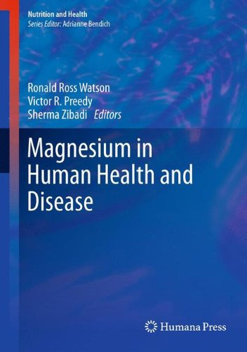 Magnesium in Human Health and Disease (Nutrition and Health)