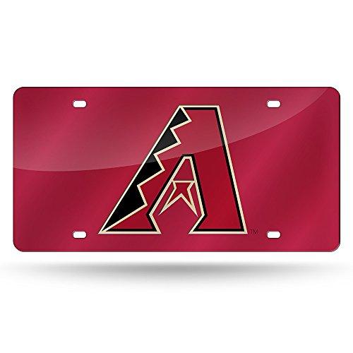 MLB Arizona Diamondbacks Laser-Cut Auto Tag