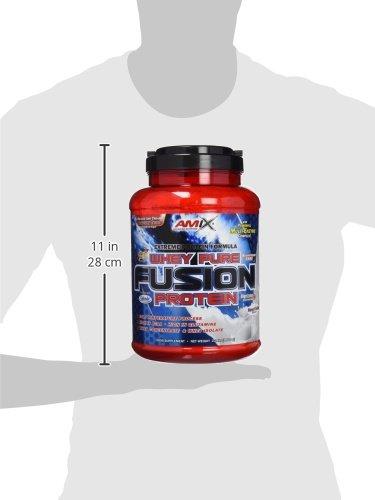 Amix Whey Pure Fusion Proteínas - 1000 gr_8594159533035: Amazon.es: Salud y cuidado personal