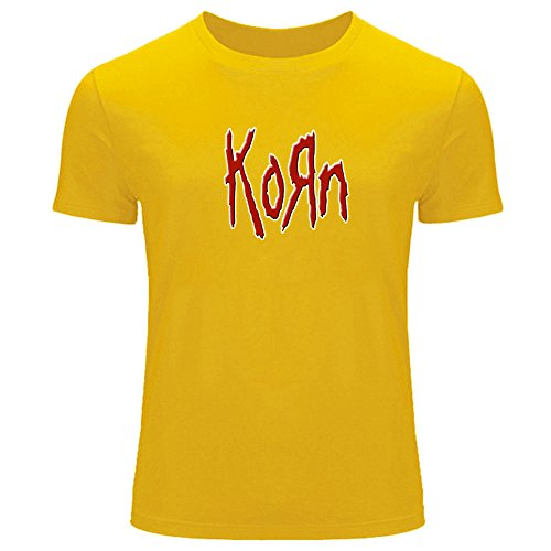 korn Printed For Men's T-shirt Tee Outlet (T-shirts Korn Printed)