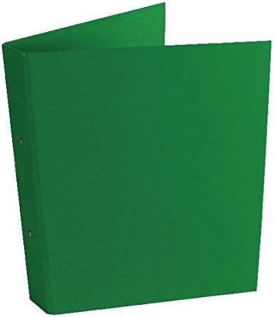 Whitebox – Verde A4 Carpeta De anillas anillo [Pack de 10]: Amazon.es: Oficina y papelería