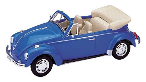 1/24 VW ビートル コンバーチブル (ライトブルー) WE22091LB