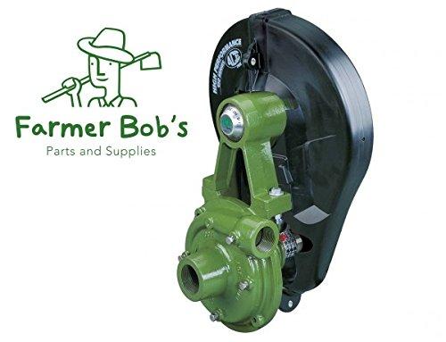 Ace Pumps PTOC-600-QC  Tractor PTO Belt Driven Centrifugal Pump, PTO Driven, 600 rpm, Includes Quick Coupler, 1.25