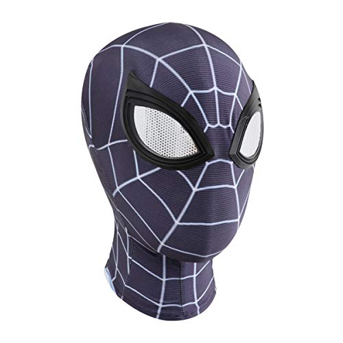 Halloween Mask Spider Man Cosplay Costumes Lycra Mask