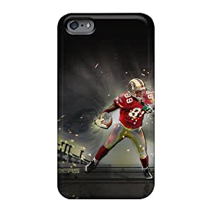 Perfect Hard Phone Covers For Apple Iphone 6s Plus (dFW1909MUlt) Allow Personal Design Vivid San Francisco 49ers Pictures