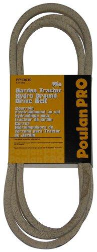 (Poulan Pro Garden Tractor 2005 and Older Transmission Mower Belt PP13010)