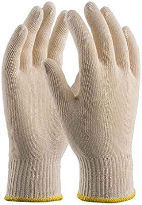 Orma 00110GC0U_12 - Guantes de trabajo, algodón natural: Amazon.es: Bricolaje y herramientas