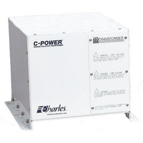 Charles 50 Amp Isolation Transformer - 12 kVA - (Marine Isolation Transformers)