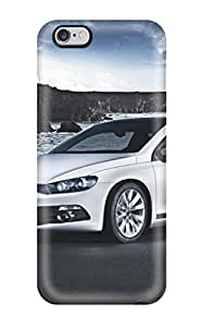 Anti-scratch And Shatterproof Volkswagen Scirocco 25 Phone Case For Iphone 6 Plus/ High Quality Tpu Case