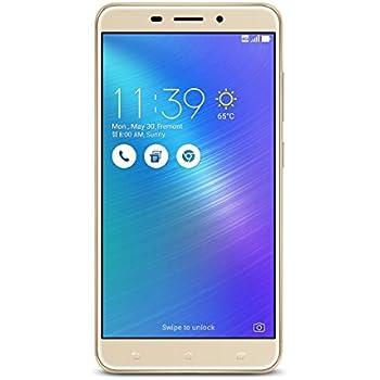 "ASUS ZenFone 3 Laser 5"" Factory Unlocked Phone - 32 GB - Gold (U.S. Warranty)"