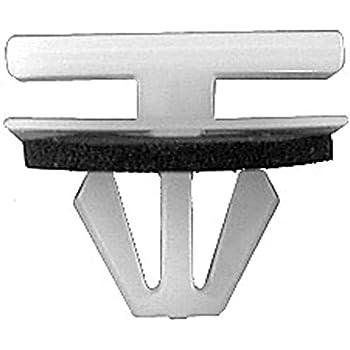 Swordfish 67307 15pc Wheel Opening//Rocker Panel Moulding Clip for GM 91176726