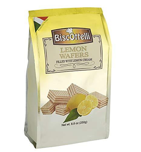- Biscottelli Lemon Wafers
