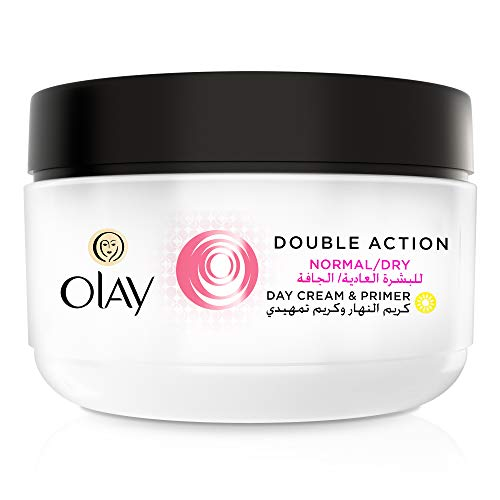 - Olay Double Action Day Cream (50ml)
