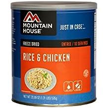 Mountain House Rice & Chicken