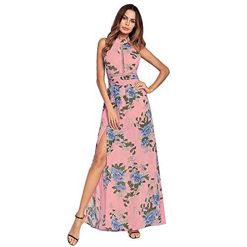 Mujer Mujeres Respaldo Sin Fiesta Floral Las Para Suaves Ajustado Vestidos De La Formal Melodycp Vestido Túnica Verano Hermosos Ocasión Mangas Diseño Vendimia nxq8gz1qw7