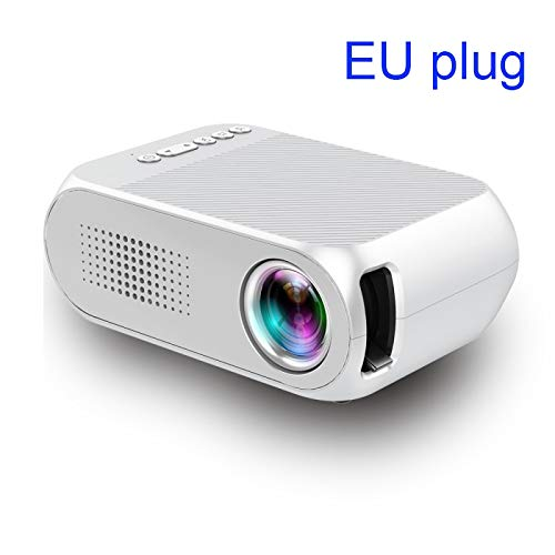 Amazon.com: Salange YG320 Mini Portable LCD Projector Home ...