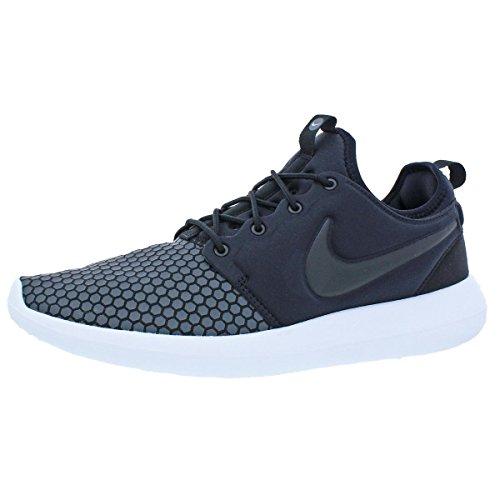 separation shoes 78403 63815 Galleon - NIKE Mens Roshe Two SE Fashion Flexible Casual Shoes Black 10.5  Medium (D)