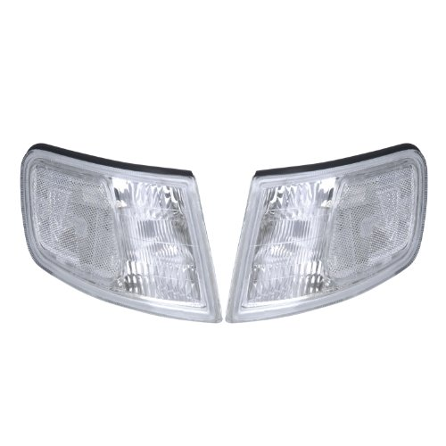 APC 403062CL Honda Accord Parking Light and Side Marker Light Assembly
