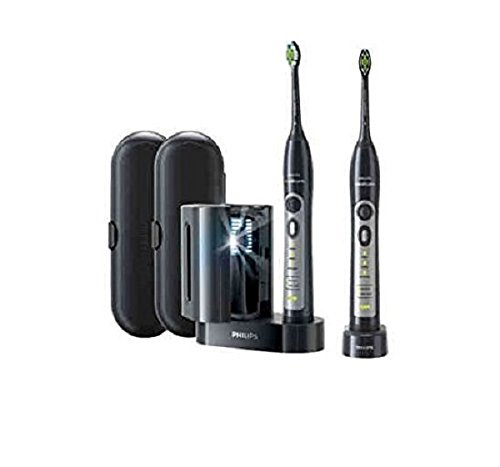 Philips Sonicare Premium Whitening Edition in Black Color Flex Care Toothbrush, 3 Pound